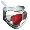 Edible Heart Candles-Assorted Flavors